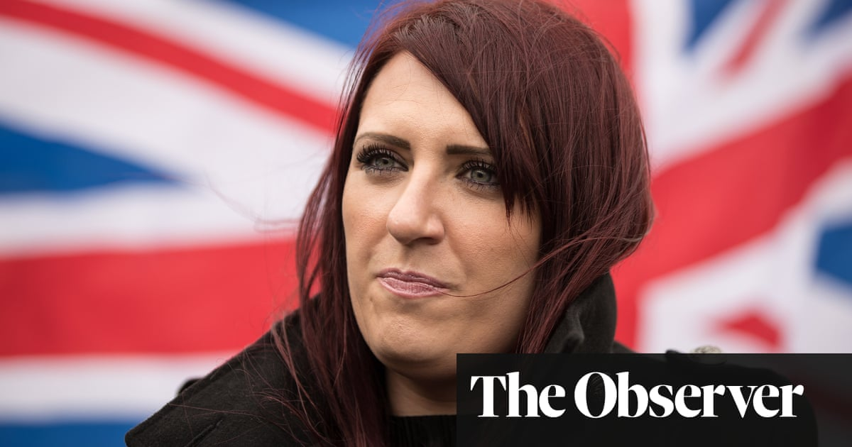 Inside Britain First: ex-member tells of petty rivalries