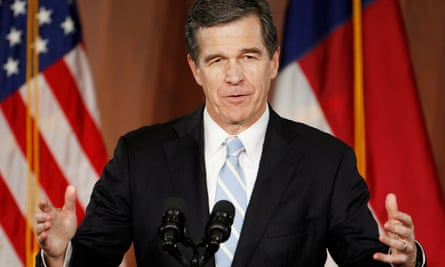 Roy Cooper's victory in elections for governor of North Carolina was thwarted by his Republican rivals.