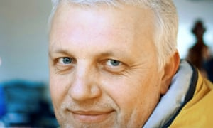 Journalist Pavel Sheremet, who was killed by a car bomb in Kiev.