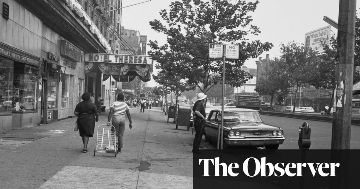 Harlem Shuffle by Colson Whitehead review – a zinging wiseguy noir thriller