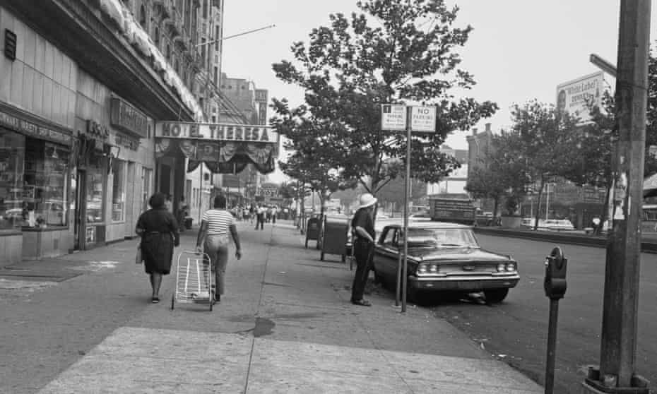 'The Waldorf of Harlem': Hotel Theresa, July 1964