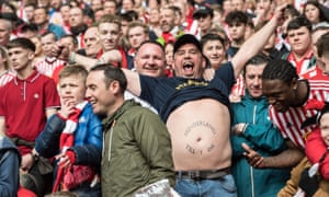 Sunderland fans watched their team lose the League One play-off final and Checkatrade Trophy final last season.