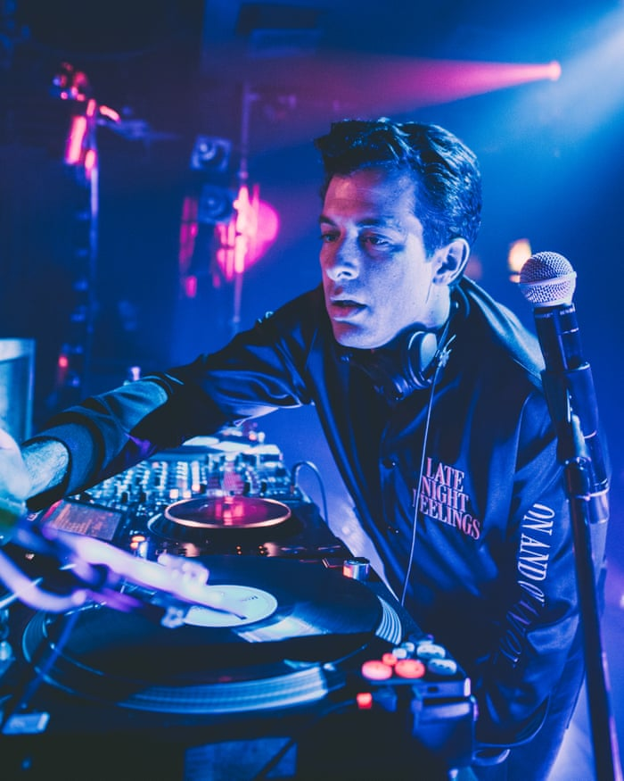 Mark Ronson review – sad songs for a vaguely broken heart