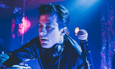 Mark Ronson: 'I got lost and was rescued by a drunk farmer'