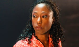 Sharp-witted contempt for modern marriage … Nikki Amuka-Bird as Ellida in The Lady from the Sea.