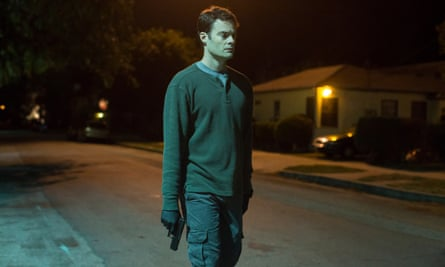 Irredeemable but never quite despicable ... Bill Hader as Barry.