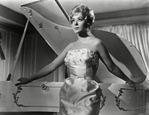 Silvia Pinal in Luis Buñuel's 1962 film The Exterminating Angel.