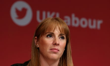 Angela Rayner, the shadow education secretary
