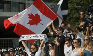 Toronto Wolfpack will be unable to play homes games when Super League resumes.