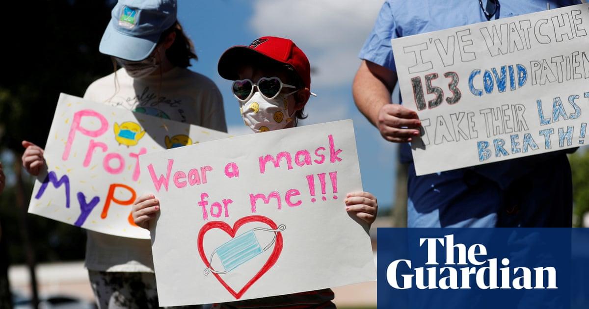 'A vocal group got its way': Florida parents condemn schools' lack of mask mandates