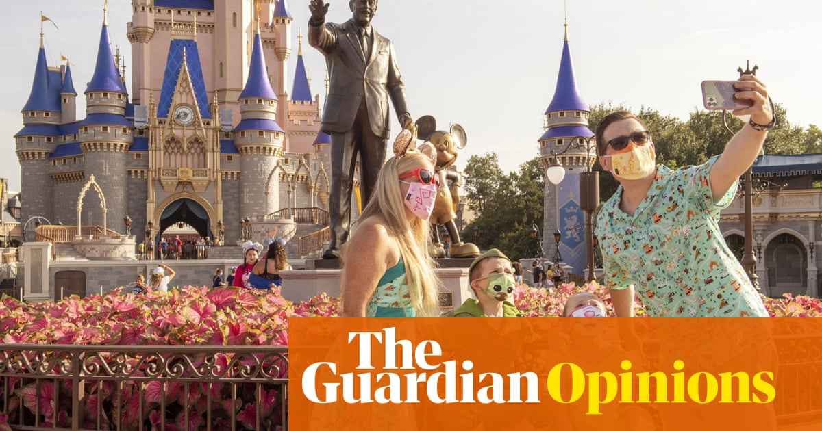 I'm from Florida. Our coronavirus crisis doesn't surprise me | Geoffrey Kabaservice