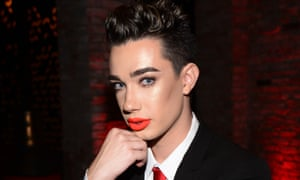 James Charles has 14 million subscribers to his beauty-based YouTube channel.