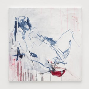 Sometimes There is No Reason, 2018, by Tracey Emin.