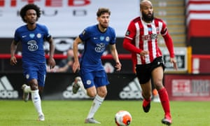 Sheffield United's David McGoldrick was one of at least three players on the receiving end of racist online abuse this week, after scoring twice against Chelsea.