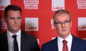 Chris Minns likely to challenge Michael Daley for NSW Labor