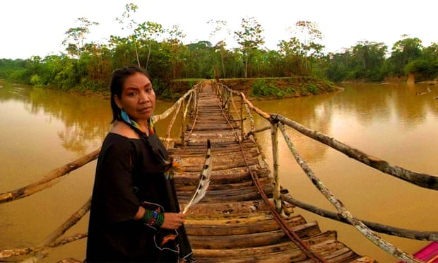 theguardian.com - Luke Buckmaster - Welcome to the jungle: experiencing the Amazon in psychedelic virtual reality
