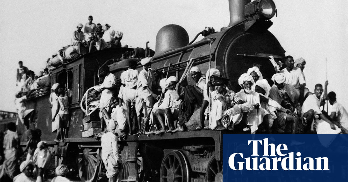 Ghosts of partition: a musical odyssey about the desperate