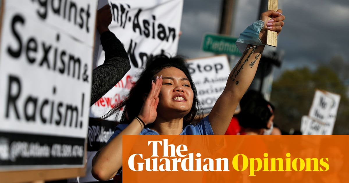 Myths of Asian privilege fuel a brutal and cartoonish bigotry