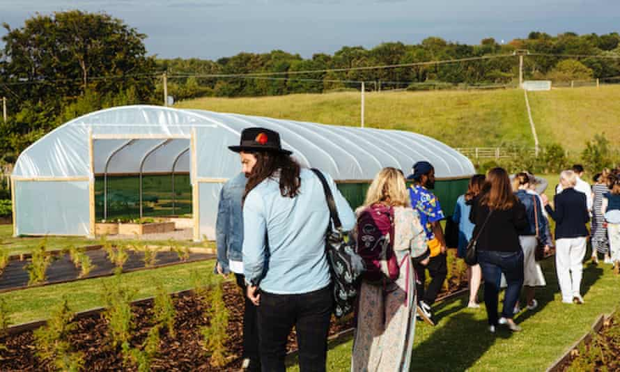 Tours at The Old Curiosity Gin makers Garden