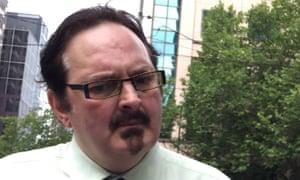 Ballarat clergy abuse victim Stephen Woods