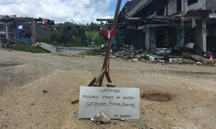 Marawi one year after the battle: a ghost town still haunted by