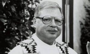Arthur Perrault in 1989