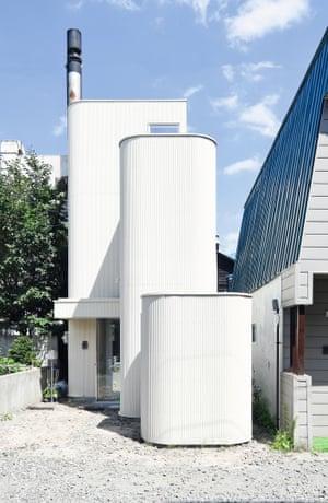 House of Density, Jun Igarashi, 2013, Sapporo, Hokkaido Prefecture