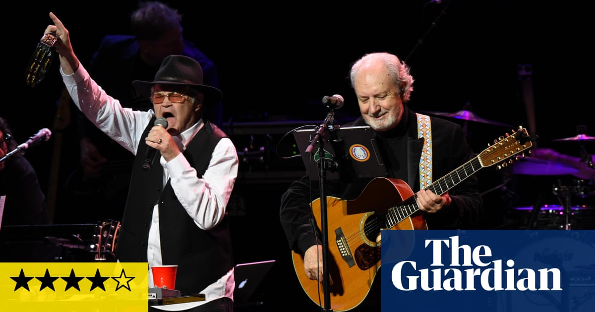 The Monkees review – nothing left to prove in fun and moving 'final' show