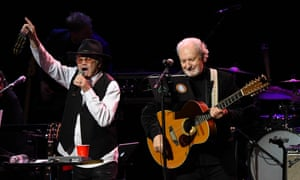 The Monkees performing at the Sydney Opera House, Sydney. 18/06/2019.