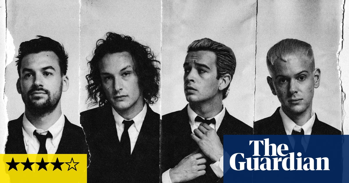 The 1975 A Brief Inquiry Into Online Relationships Review Alexis