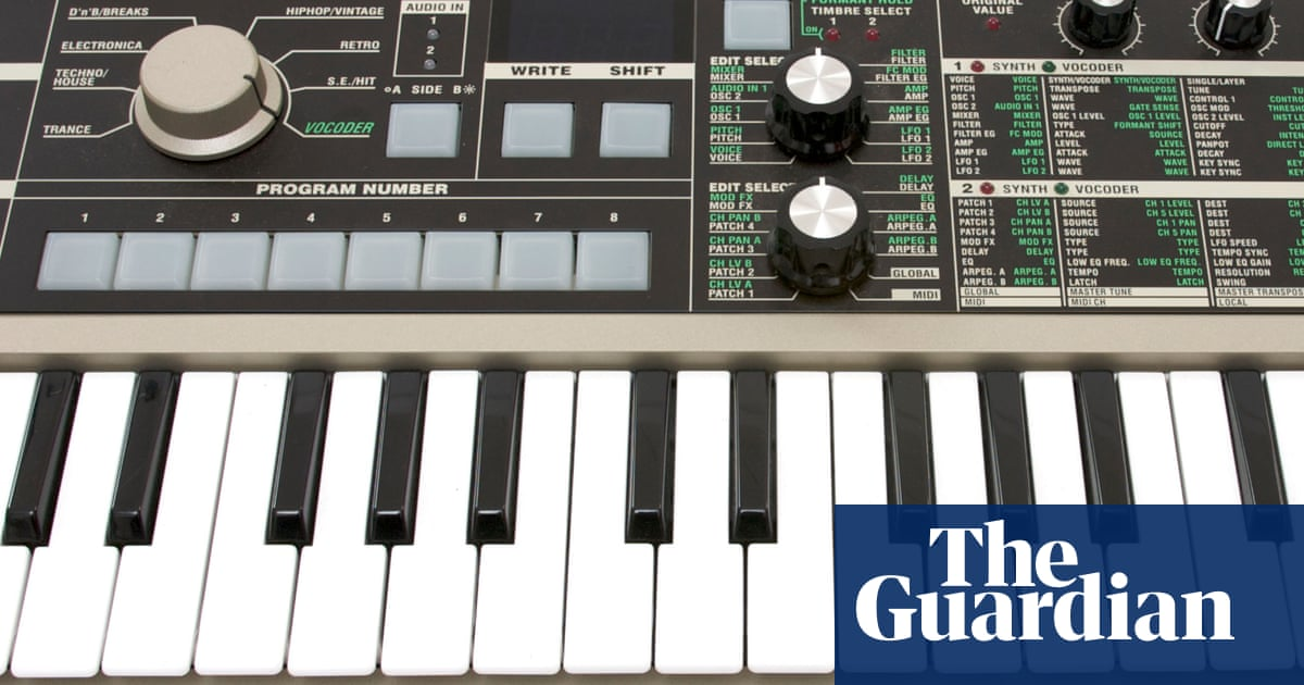 Fashwave': synth music co-opted by the far right | Music | The Guardian