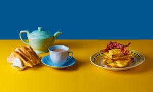 breakfast scramble - Classic cookery books - Margaret Costa's - Four Seasons Cookery Book