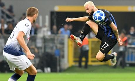 Internazionale v Tottenham: Champions League – live!