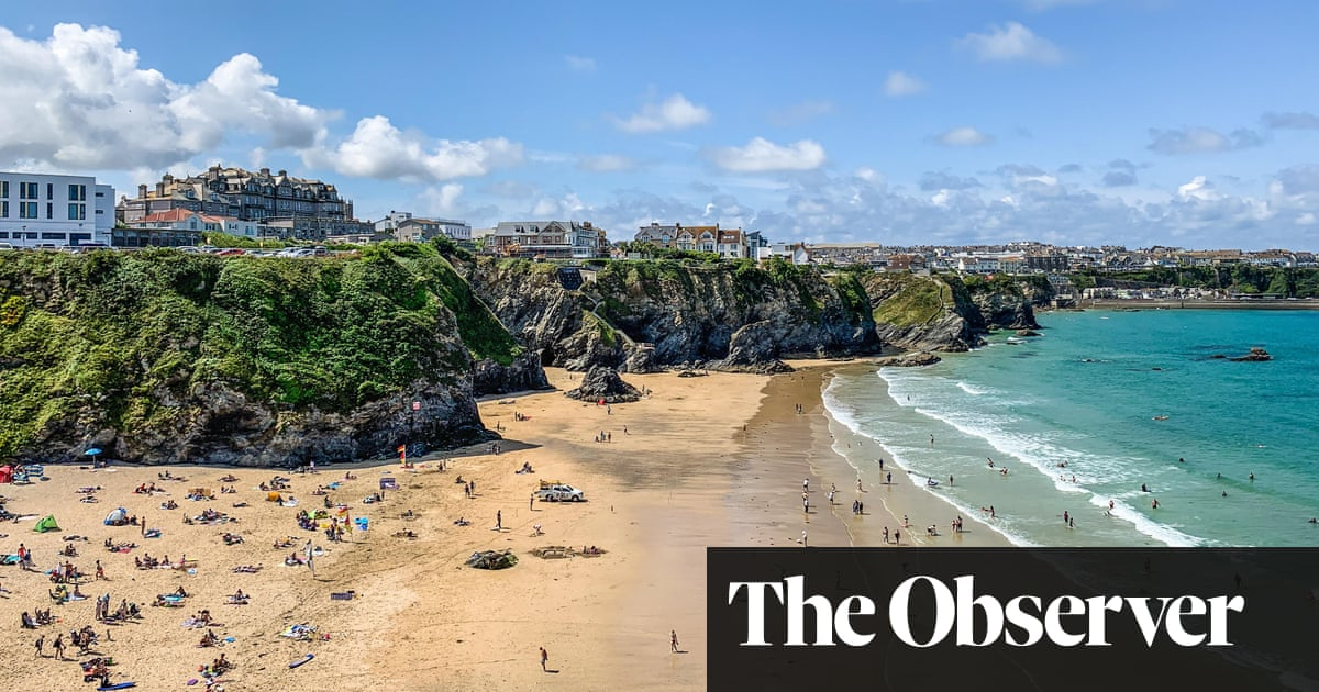 Staycation boom forces tenants out of seaside resort homes