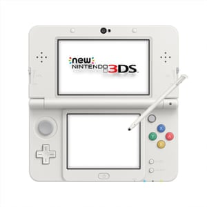 New Nintendo 3DS (2014)The New Nintendo 3DS looks a lot like another famously beautiful Nintendo console, the DS Lite - but the pop of colour from its four SNES-style buttons and its interchangeable faceplates give it the design edge. Those faceplates, featuring everything from glow-in-the-dark Boo ghosts to surprisingly tasteful Pikachu and Animal Crossing designs, proved especially popular in Japan.