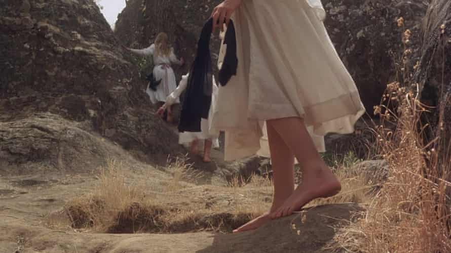 'A dreaming for an Australia still becoming': Peter Weir's Picnic at Hanging Rock