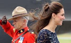 Duchess of Cambridge in Ottawa, Canada