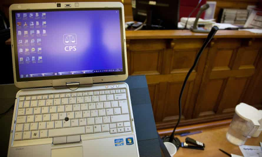 A CPS laptop