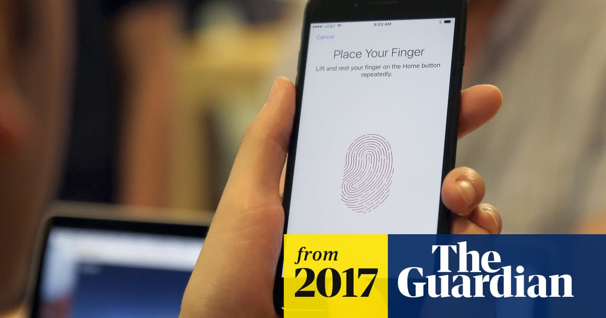 Apple may replace iPhone home button with fingerprint-scanning