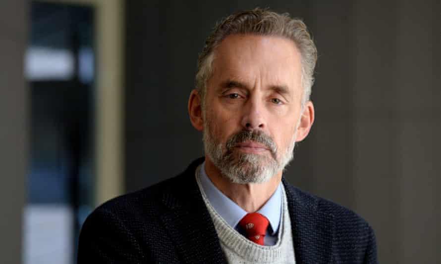 Jordan Peterson, Canadian psychology professor and author