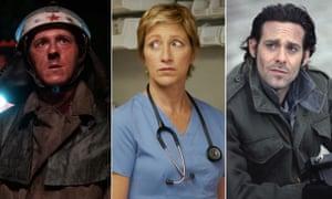 Chernobyl, Nurse Jackie, Battlestar Galactica.