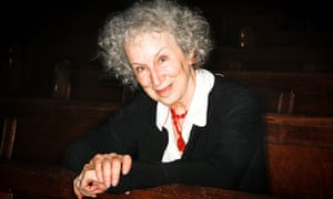 margaret atwood i set myself a schedule of three to five pages a canadian author margaret atwood at a guardian members event at the emmanuel centre in westminster