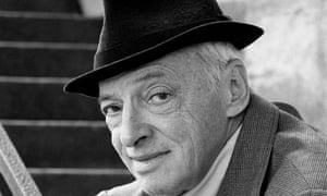 Saul Bellow in 1982.
