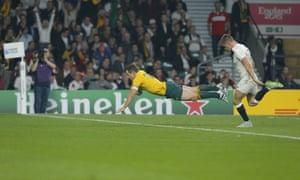 England 13-33 Australia