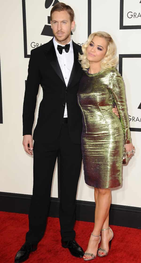 Rita Ora Calvin Harris