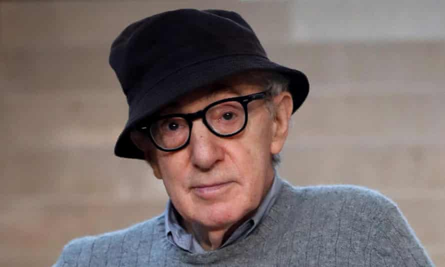 Woody Allen pictured last year. Hachette said it 'will return all rights to the author'.