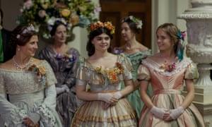 Lady Arabella Gresham, Augusta Gresham and Patience Oriel