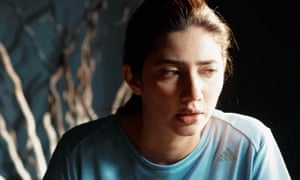 Mahira Khan in Verna … 'It did not get banned because of the majority who stood up for it.'