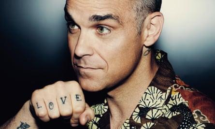 Robbie Williams, 2016 publicity image