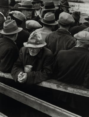 The White Angel Breadline, 1932Dorothea Lange was an early documentary photographer who produced an extensive body of work for the Farm Security Administration, chronicling the human effects of the Great Depression